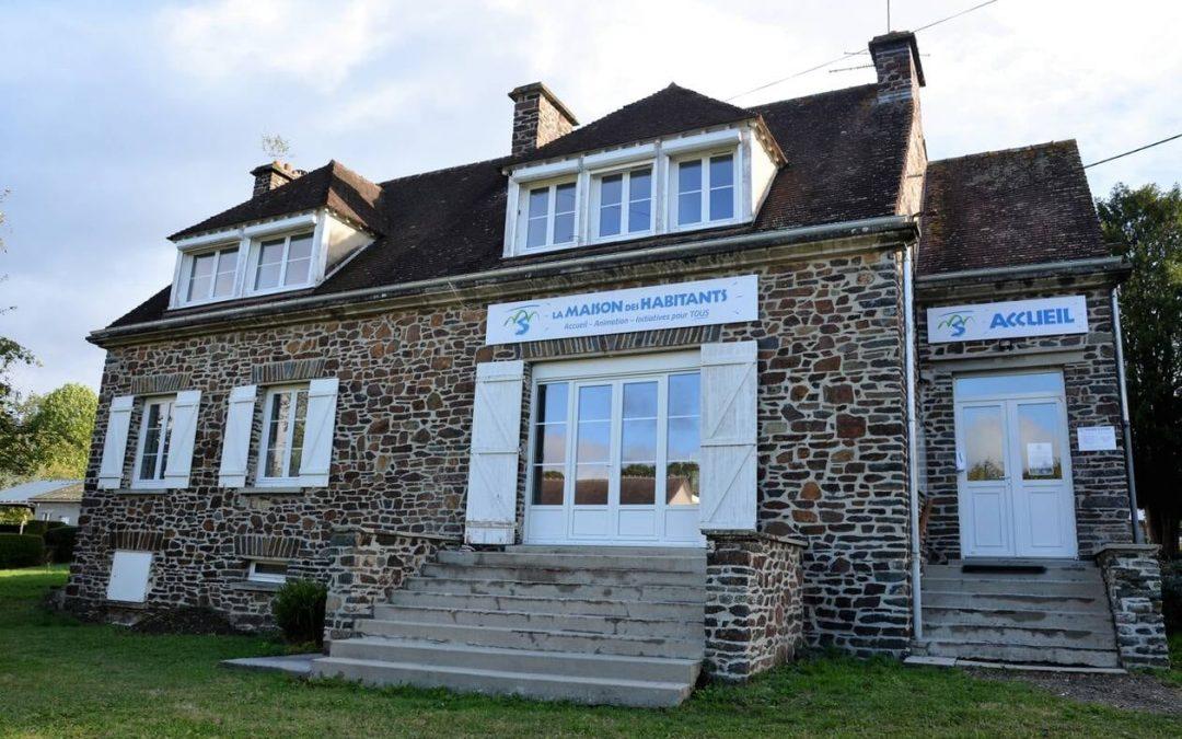 La maison des habitants à Pont d'Ouilly (MDH)