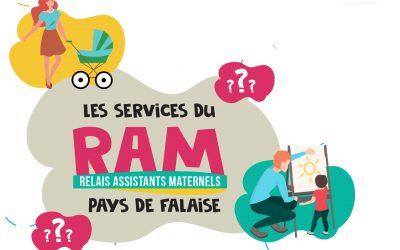 Un relais pour les assistants maternels et les jeunes parents de Pont d'Ouilly